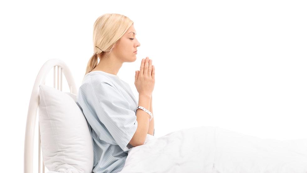 Rugăciunea care te ajută să te vindeci mai repede de boli