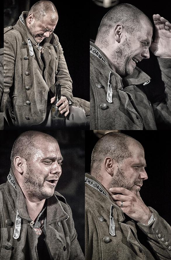 Actorul Andrei V. Ciopec