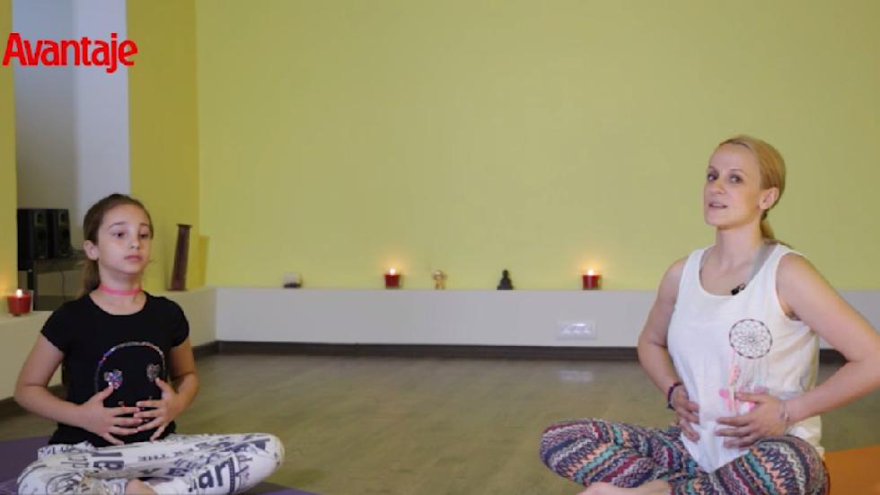 exercitii yoga de relaxare