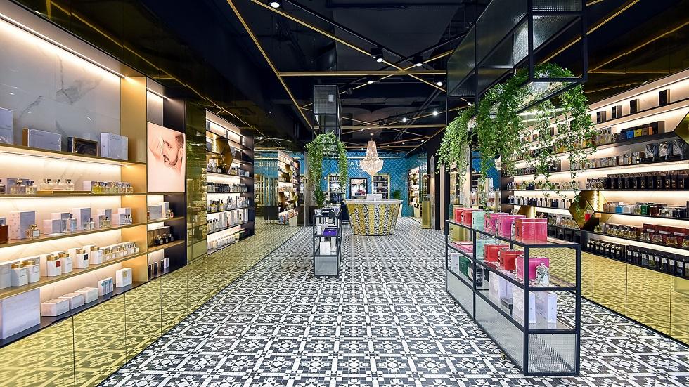 Concept Store BEAUTIK Haute Parfumerie