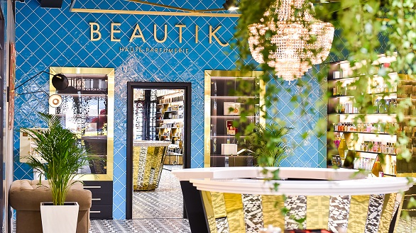 Concept Store BEAUTIK Haute Parfumerie 2