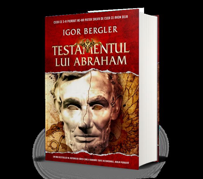 coperta Testamentul lui Abraham 3 D