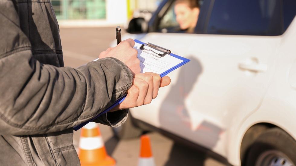 examenul pentru obținerea permisului auto