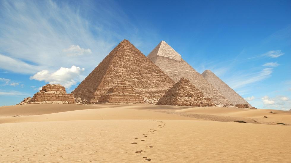 Cum au construit egiptenii Piramida din Giza