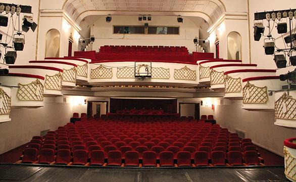 D-ale carnavalului, Teatrul Nottara, sala Horia Lovinescu