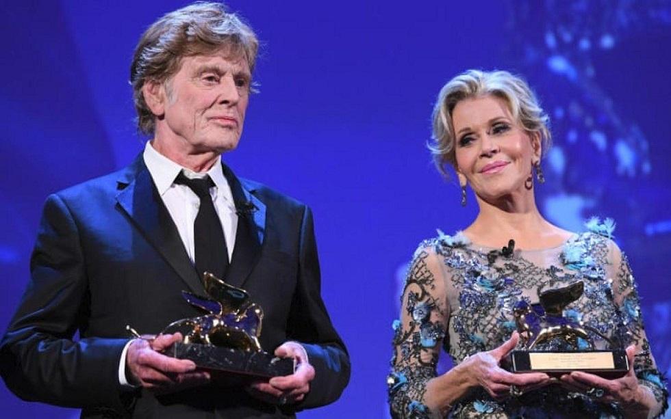 Robert Redford si Jane Fonda
