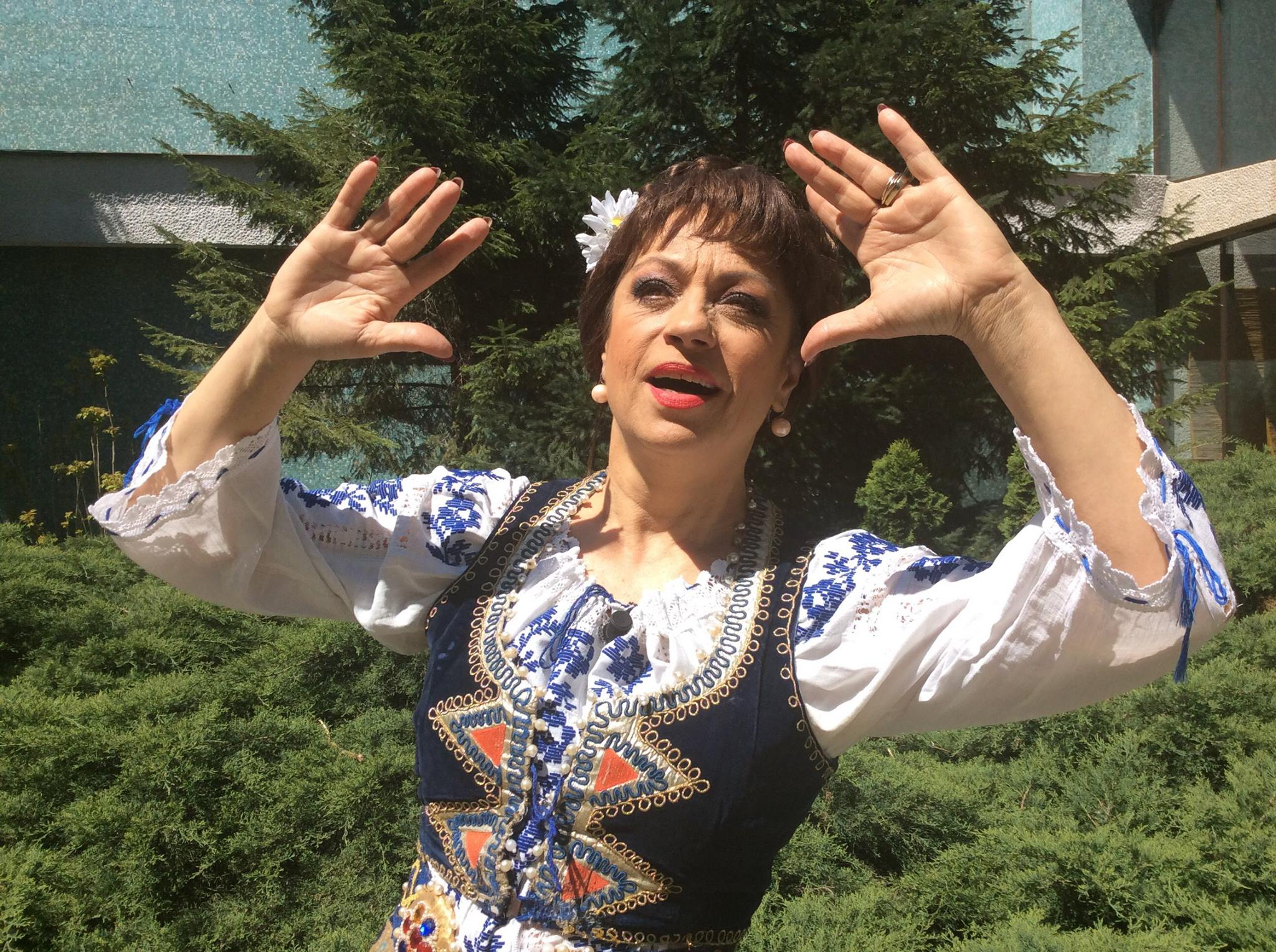 Day 5 - Adriana TRANDAFIR (Pasarea Maiastra - MARIA TANASE ...   Adriana Trandafir