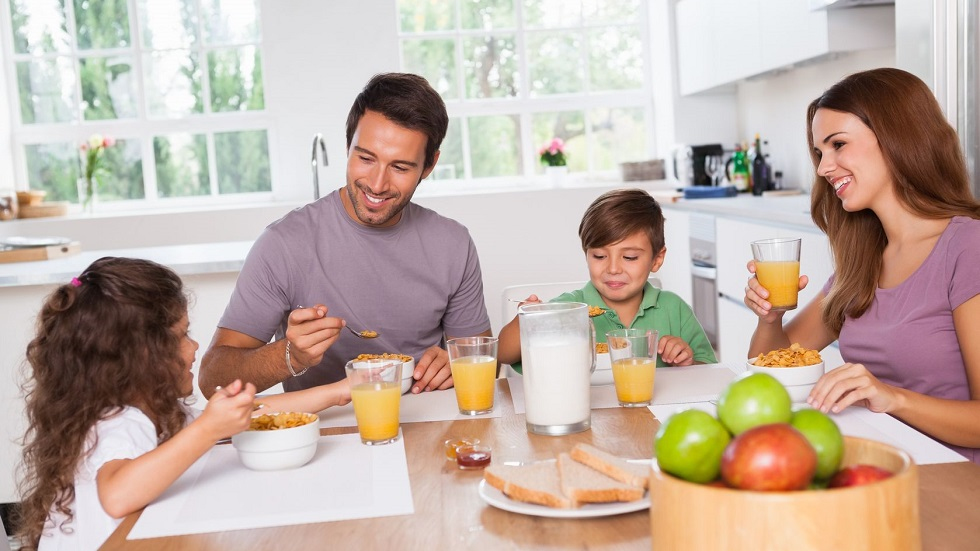 mic-dejun sănătos pentru copii