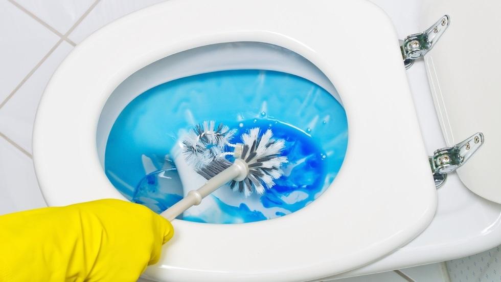 soluție care să îți dezinfecteze toaleta