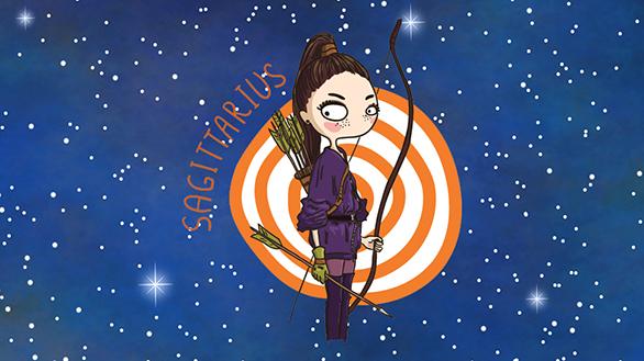 Horoscopul lunar noiembrie 2017 pentru Săgetător