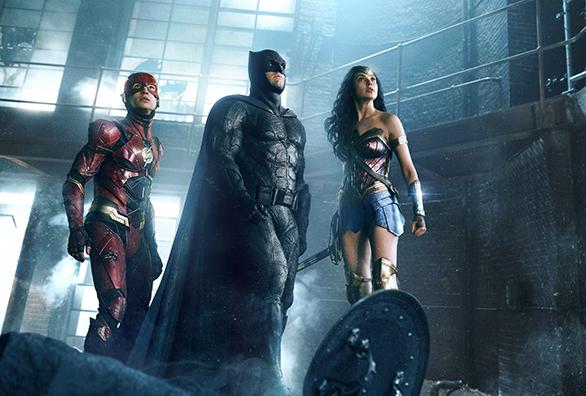Premierele din cinema în noiembrie, Liga dreptății
