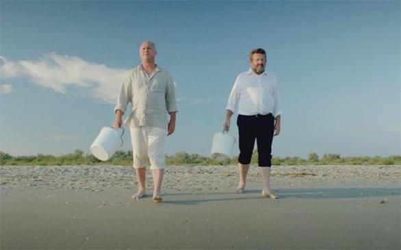Adrian Titieni și Vlad Ivanov