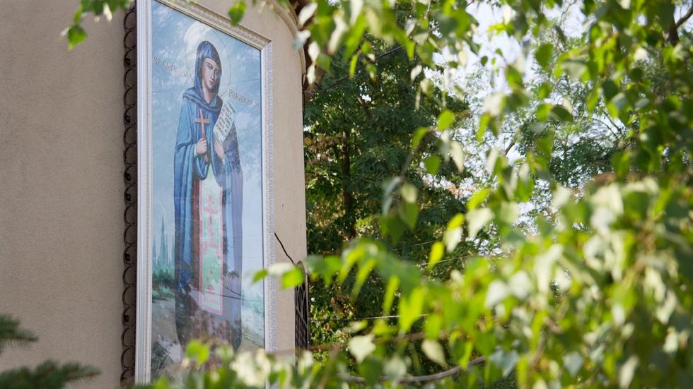 cine a fost Sfânta Parascheva