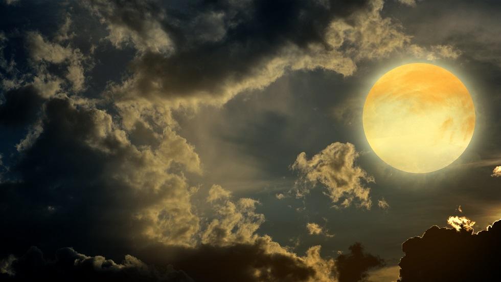 luna recoltei