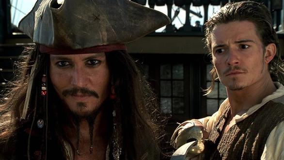 1 Decembrie la televizor, piratii din caraibe, jonhhy depp