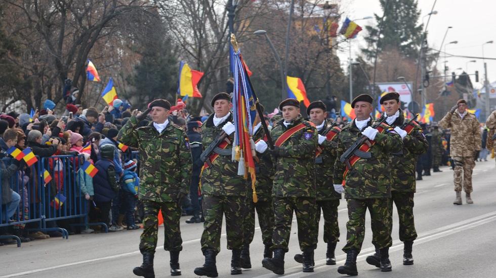1 decembrie ziua națională a româniei paradă