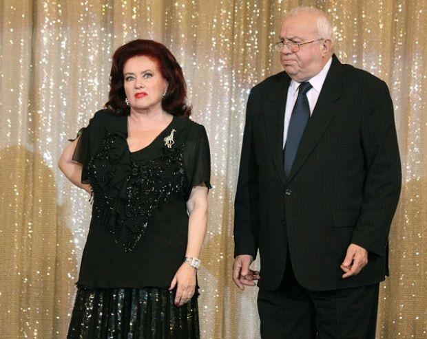 Alexandru Arsinel si Stela Popescu
