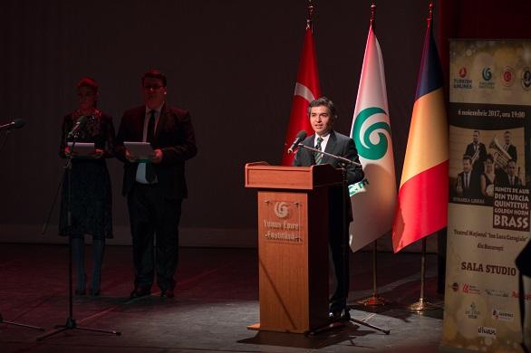 Ambasadorul Republicii Turcia