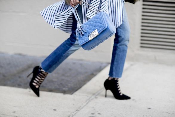 Botine la modă