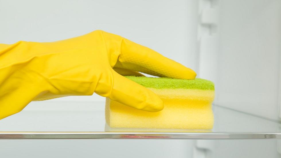 Ce se întâmplă atunci când pui un burete de vase în frigider
