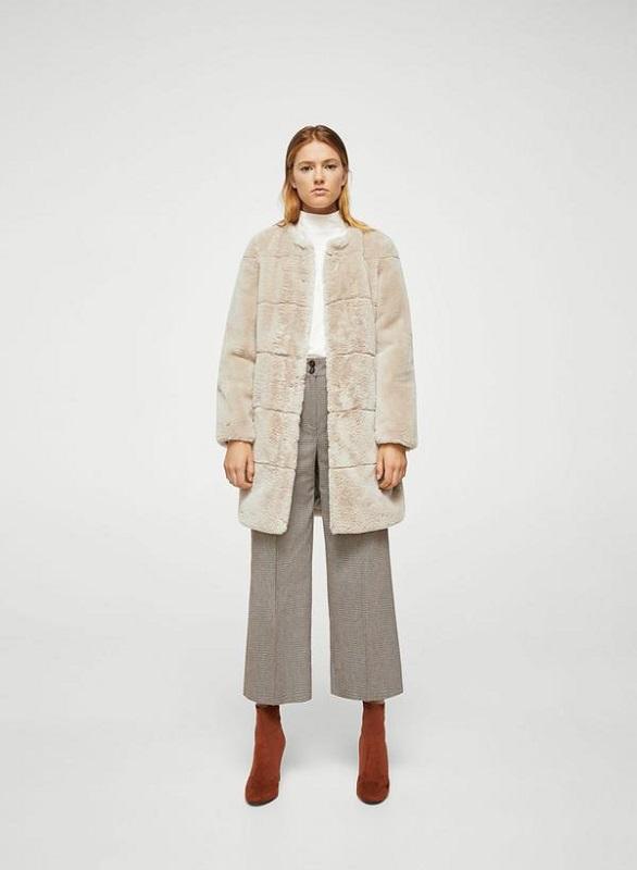 Paltonul din blană ecologică