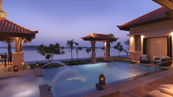 Piscinele din Dubai, Anantara The Palm – Palm Jumeirah