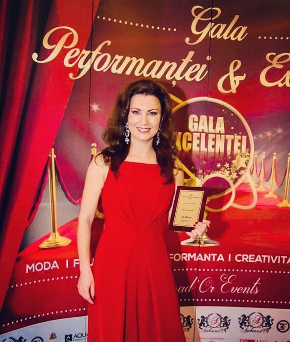 Revista Avantaje, premiată la Gala Performanței și Excelenței 2017