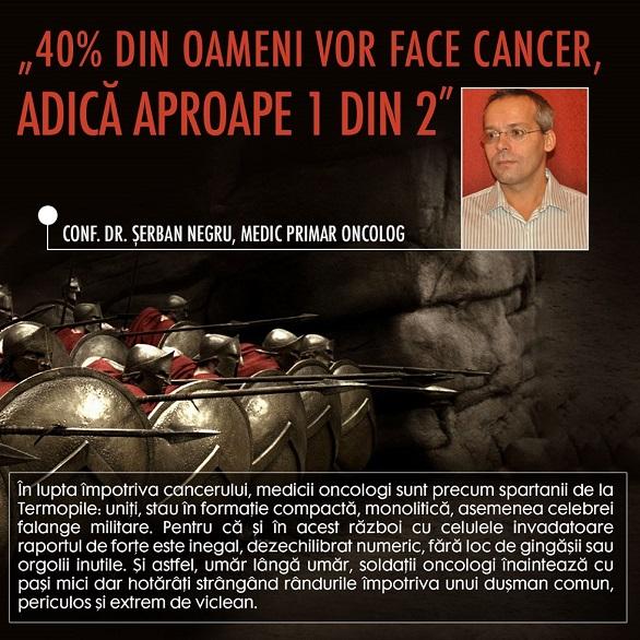 medic oncolog serban negru