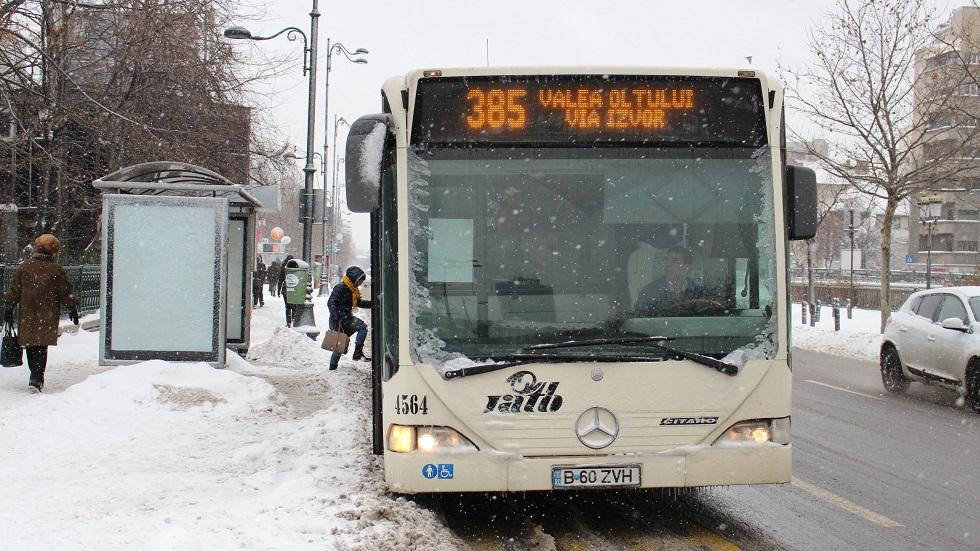 program metrou și RATB 1 Decembrie