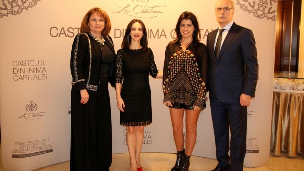 Mariana Bitang, Andreea Raducan, Laura Tatoli, Octavian Bellu
