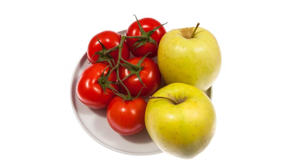 ce se întâmplă când consumi zilnic trei mere și două roșii