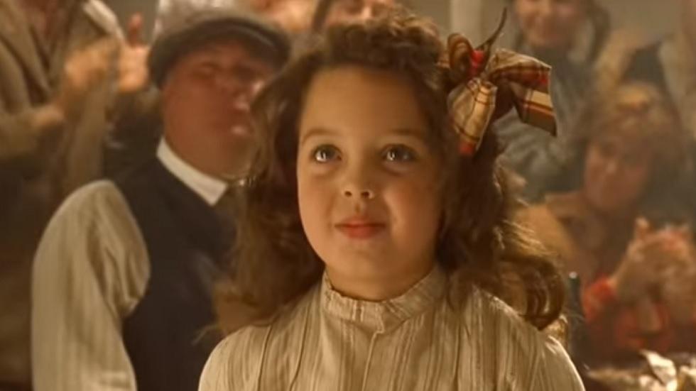 cum arată astăzi Cora, fetița din Titanic