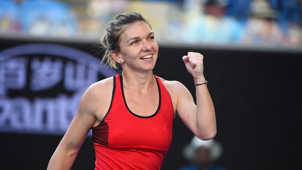 Prima reacție a Simonei Halep după ce s-a calificat în finala de la Australian Open