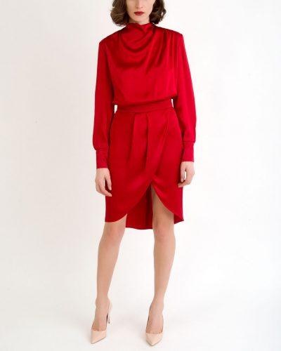 Rochia roșie pentru Valentine's Day