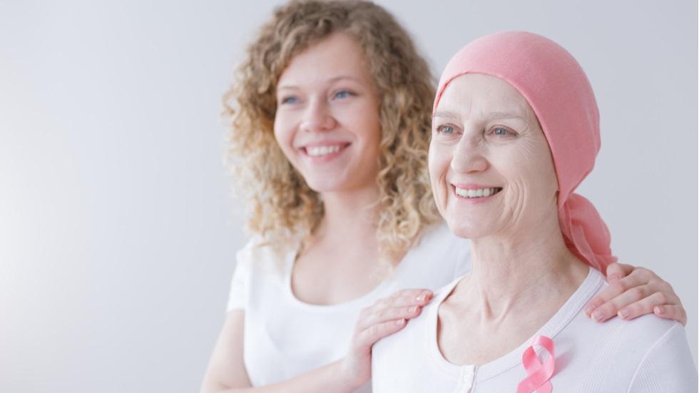 Molecula care favorizează răspândirea cancerului de sân