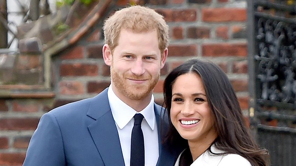 prințul Harry și Meghan Markle plic suspect