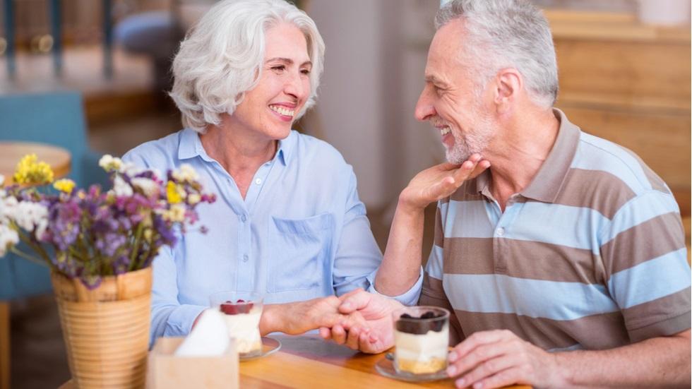 s-au căsătorit după 75 de ani