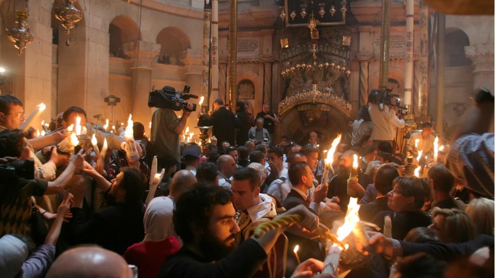 Adevărul despre Lumina Sfântă de la Ierusalim