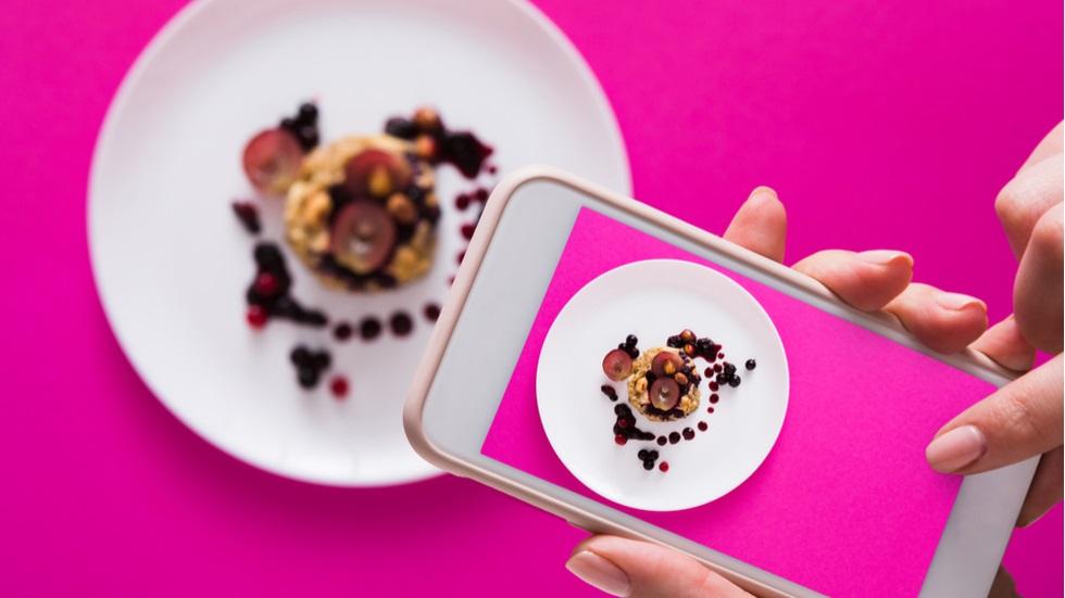 Ce se întâmplă atunci când fotografiezi mâncarea și postezi pozele pe instagram