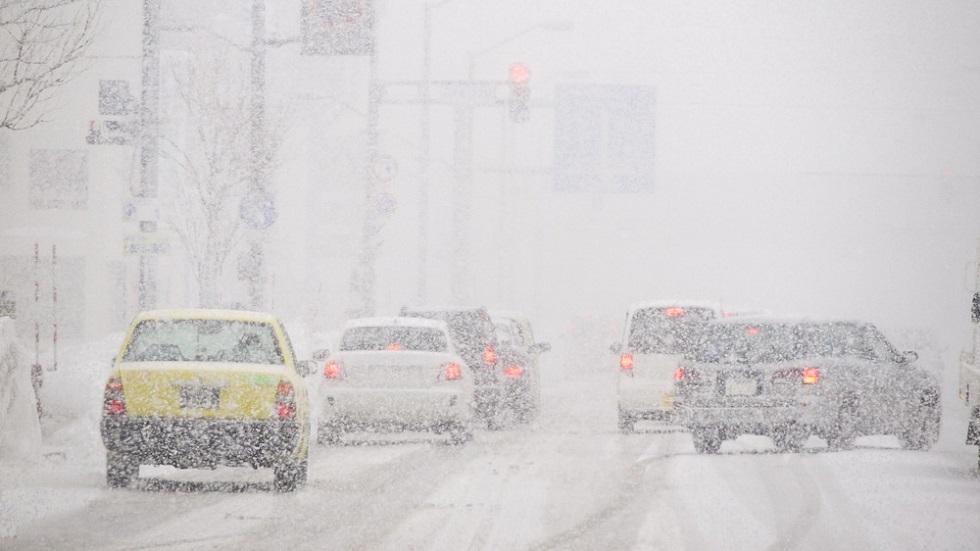 Cod portocaliu de ninsoare și frig în 14 județe ale țării și în București