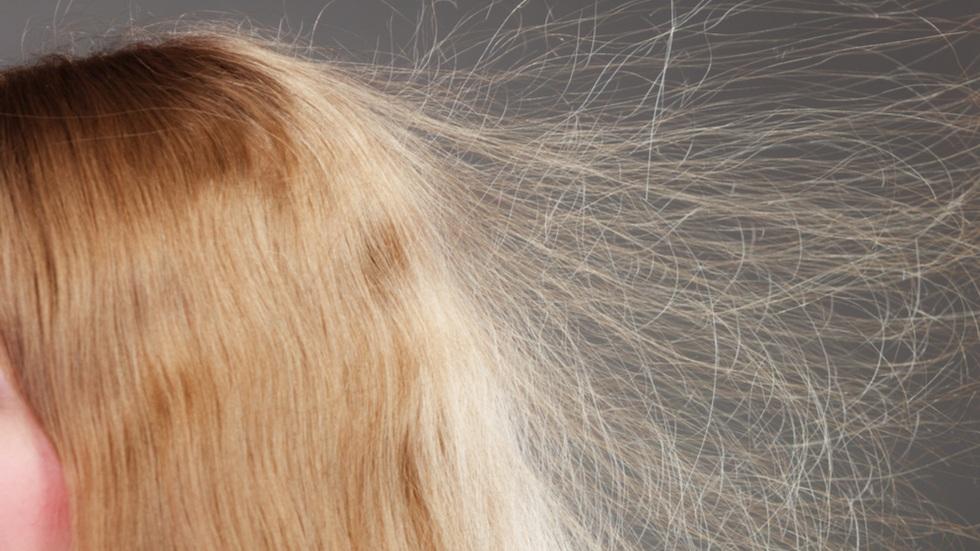 Cum poți preveni electrizarea părului