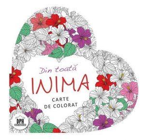 Cărți de colorat antistres pentru adulți-cadou perfect pentru persoana iubita