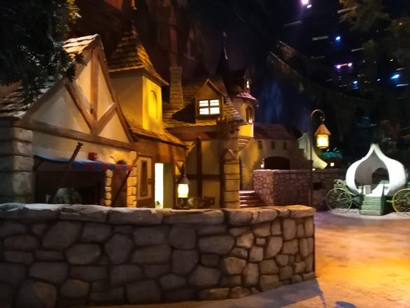 Motion gate Dubai, Shrek