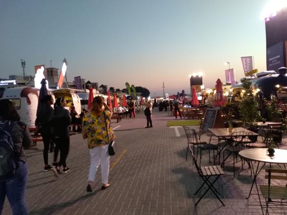 Dubai Food Festival, Sunset Beach