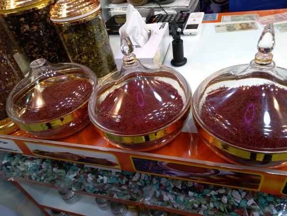 Dubai Souk, piața de mirodenii
