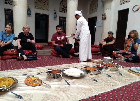 Dunbai, Centrul Cultural Sheik Mohammed