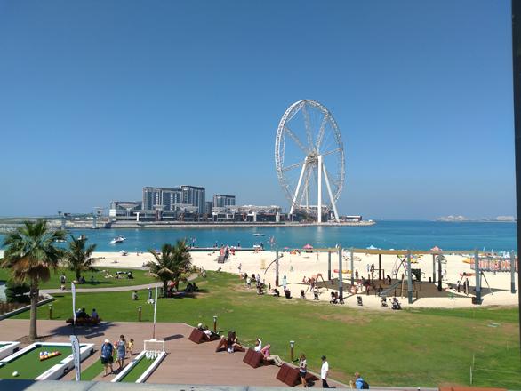 Weekend prelungit la Dubai