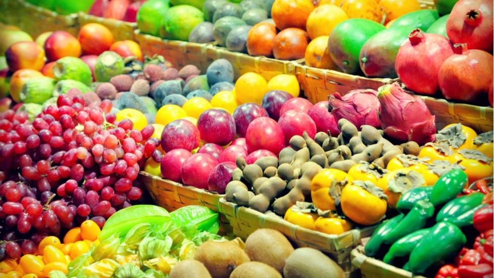 Alimentele care conțin o cantitate mare de pesticide