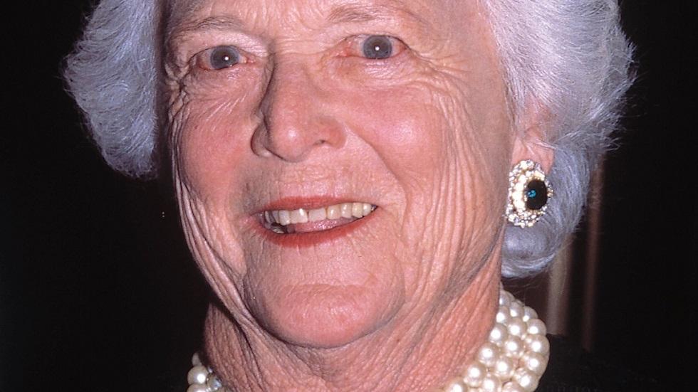 Barbara Bush a murit