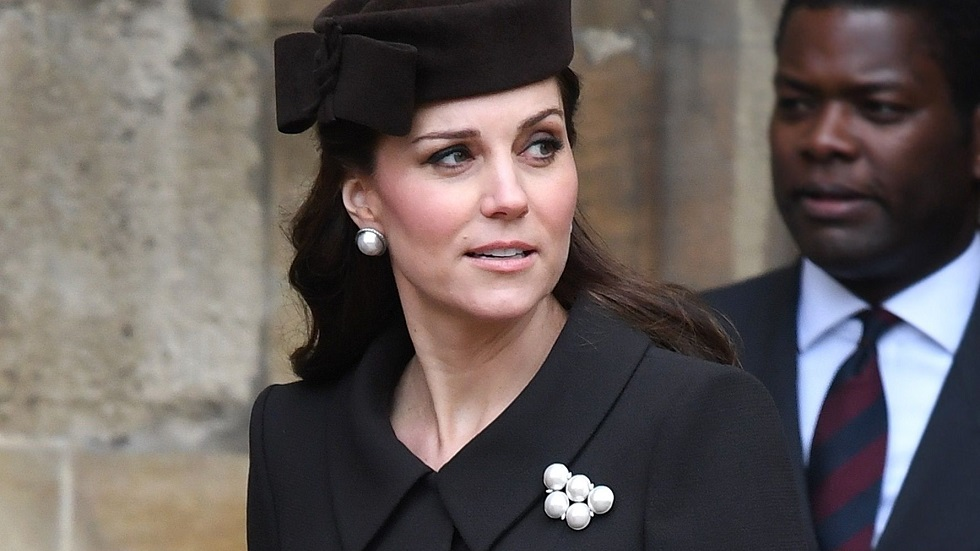 Kate Middleton la spital